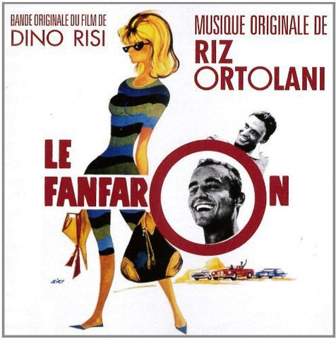Riz Ortolani - Le Fanfaron (Il Sorpasso) (Original Motion Picture Audio CD