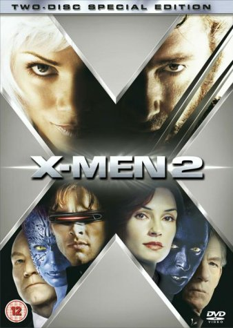 X-Men 2 Special Edition DVD (Two Disc Set) [2003] DVD