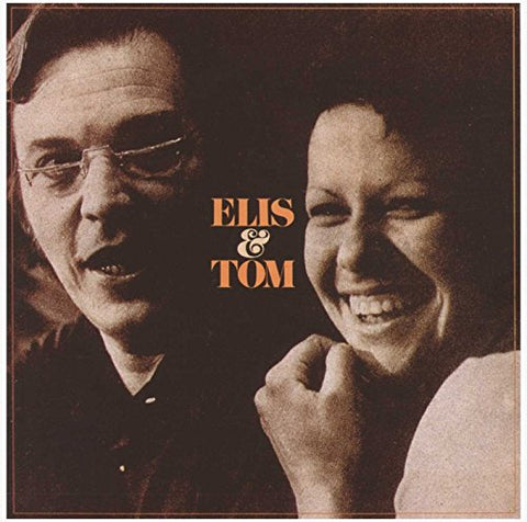 Elis Regina Antonio Carlos Jobim - Elis and Tom Audio CD