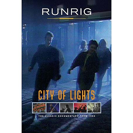 Runrig - City Of Lights [DVD]