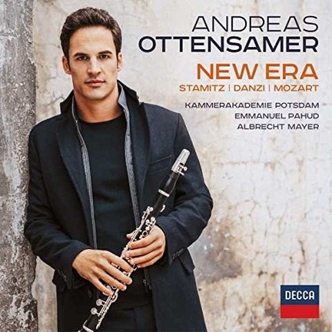 Andreas Ottensamer - New Era Audio CD