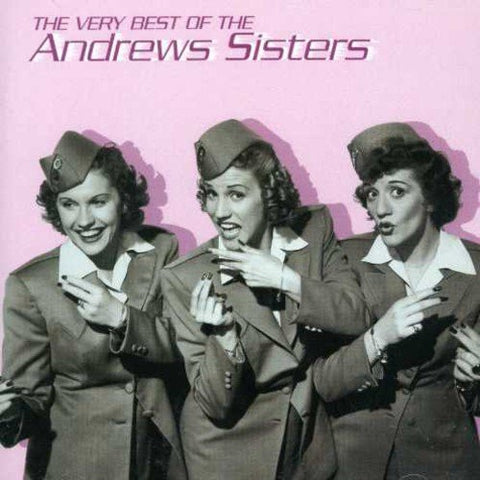 The Andrews Sisters - The Very Best Of Audio CD
