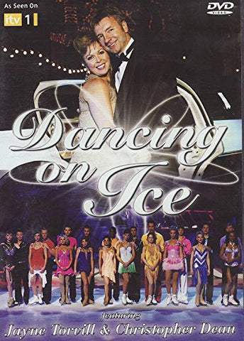 Dancing On Ice with Torvill and Dean [DVD] [2006]