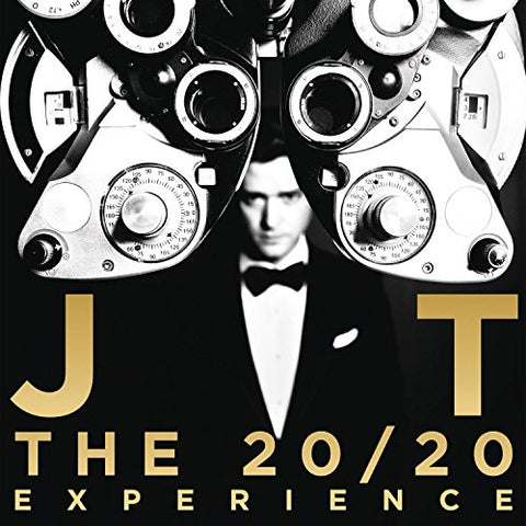 Justin Timberlake - The 20/20 Experience Audio CD