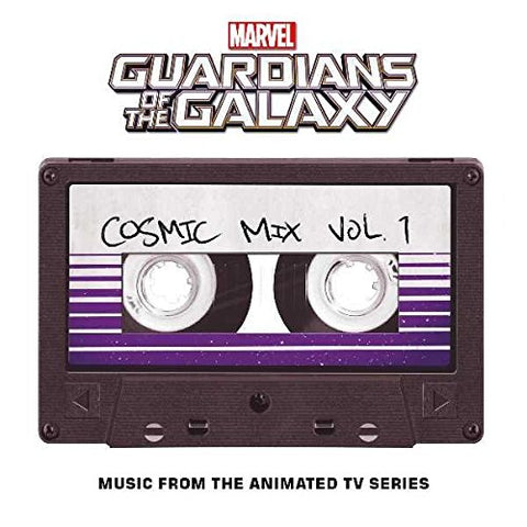 Marvel's Guardians of the Galaxy: Cosmic Mix Vol. 1 Audio CD