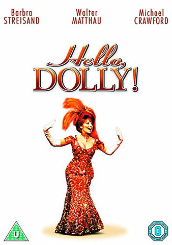Hello, Dolly! [DVD] [1969] DVD