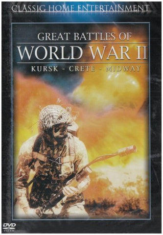 Great Battles Of World War II [DVD]