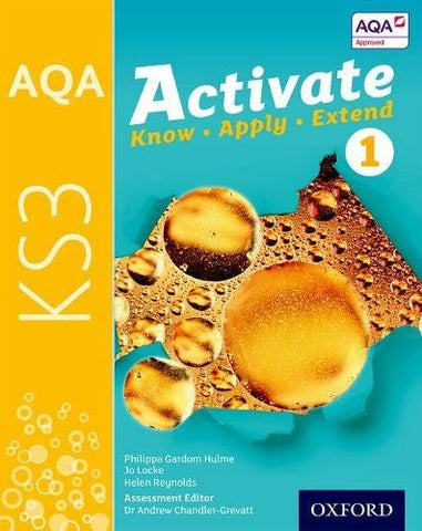 Philippa Gardom-Hulme - AQA Activate for KS3: Student Book 1