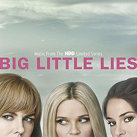 Big Little Lies Audio CD