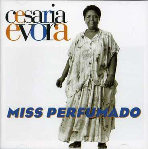 Cesaria Evora - Miss Perfumado Audio CD