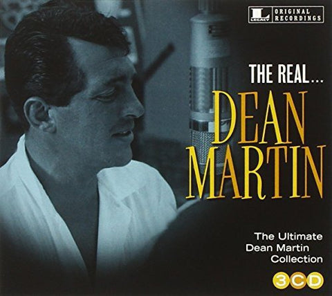 Martin Dean - The Real... Dean Martin Audio CD
