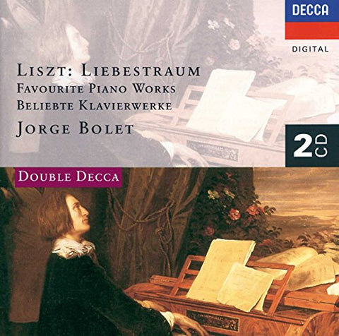 ranz Liszt - Liszt: Liebestraum / Favourite Piano Works Audio CD