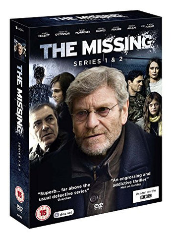 The Missing: Series 1 and 2 [DVD]