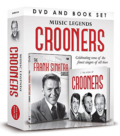 Crooners (DVD/Book Gift Set)