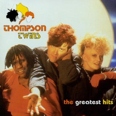 Thompson Twins - The Greatest Hits Audio CD