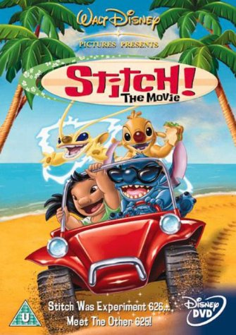 Stitch! The Movie [DVD] [2003] DVD