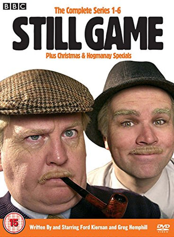 Still Game - The Complete Series 1-6 Plus Christmas and Hogmanay Specials [DVD] [2002]