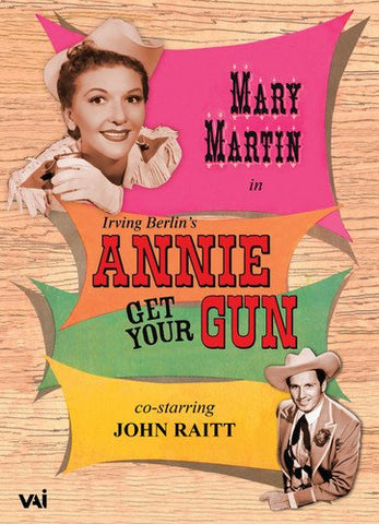 Irving Berlin~s Annie Get Your Gun [DVD] [1957] [NTSC]