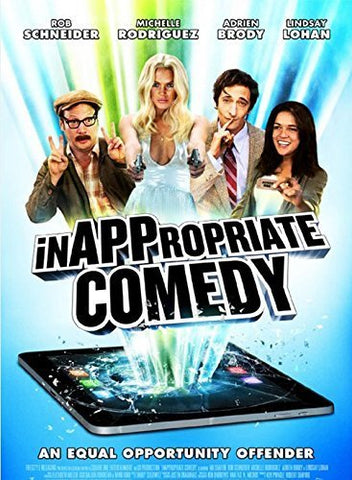 Inappropriate Comedy [DVD]
