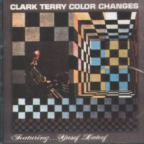 Clark Terry - Color Changes Audio CD