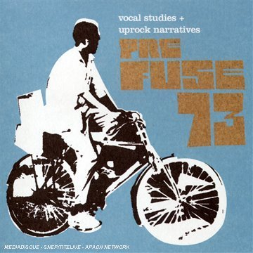 Prefuse 73 - Vocal Studies And Uprock Narratives Audio CD