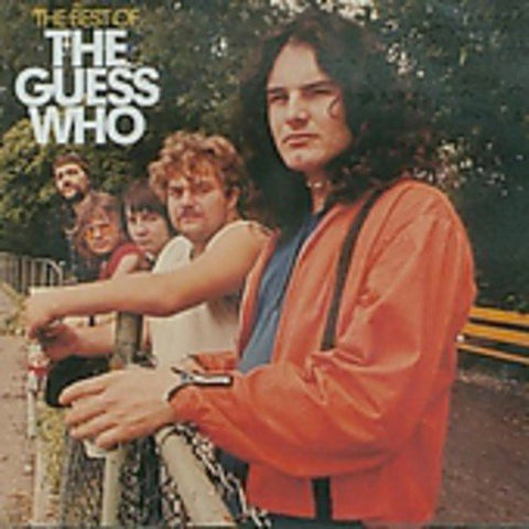 The Guess Who - The Best of Guess Who Audio CD