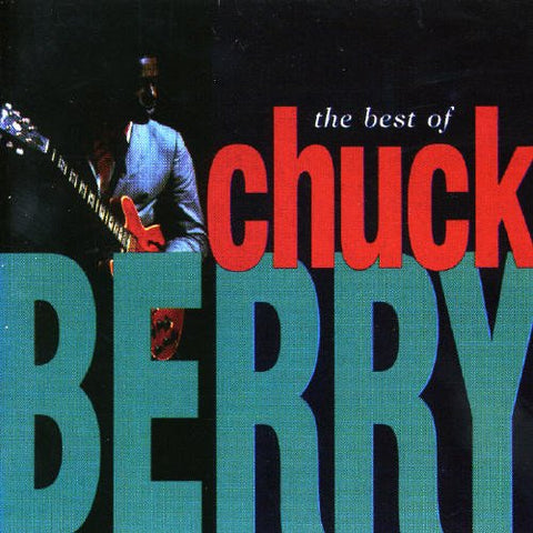 Chuck Berry - The Best of Chuck Berry Audio CD