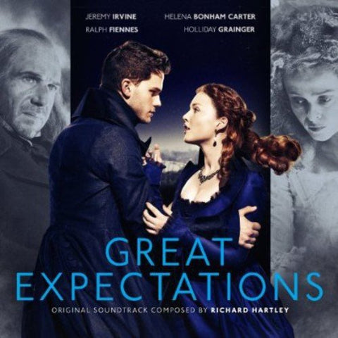 Richard Hartley - Great Expectations Audio CD