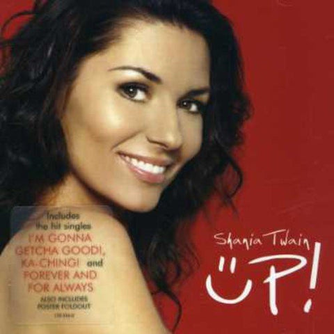 Shania Twain - Up! Audio CD