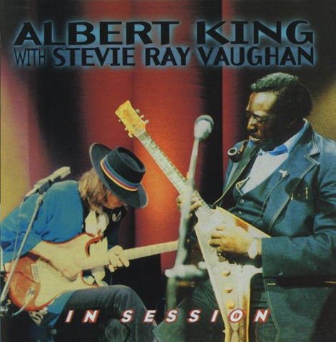 Albert King - In Session Audio CD