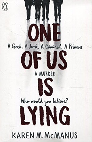 Karen McManus - One Of Us Is Lying