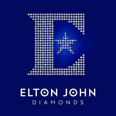 Elton John - Diamonds Sent Sameday* Audio CD