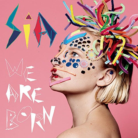 Sia - We Are Born Audio CD