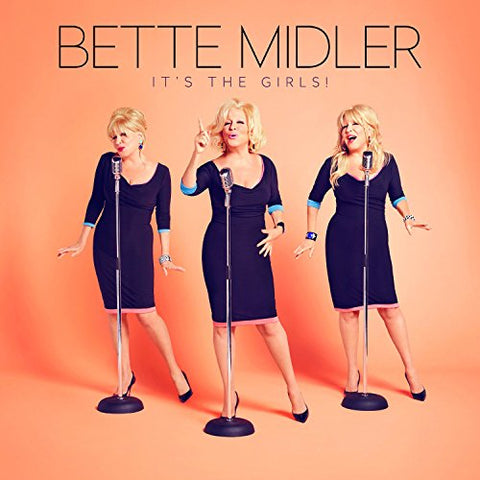 Bette Midler - Its The Girls Audio CD