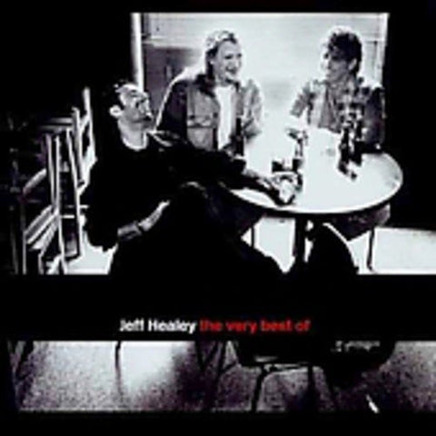 The Jeff Healey Band - The Very Best Of Audio CD