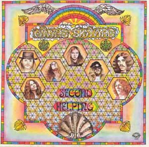 Lynyrd Skynyrd - Second Helping Audio CD