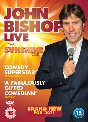 John Bishop Live – Sunshine Tour (2011) [DVD]
