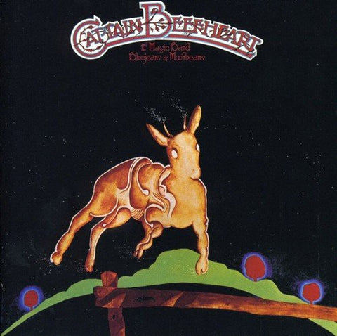 Captain Beefheart And The Magic Band - Bluejeans And Moonbeams Audio CD