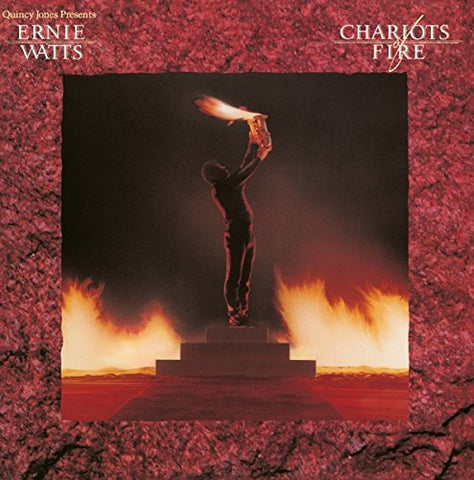 Ernie Watts - Chariots Of Fire Audio CD