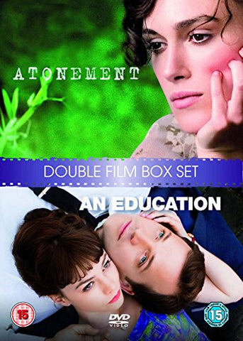 Double: An Education / Atonement [DVD]
