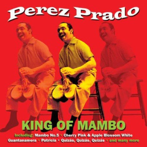 Perez Prado - King Of Mambo Audio CD
