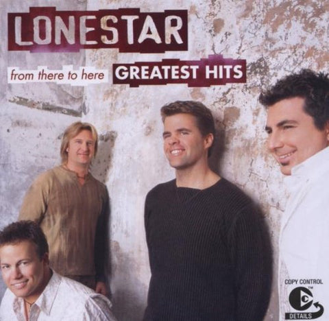 Lonestar - Greatest Hits Audio CD