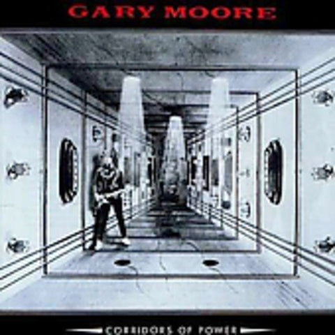 Gary Moore - Corridors Of Power Audio CD