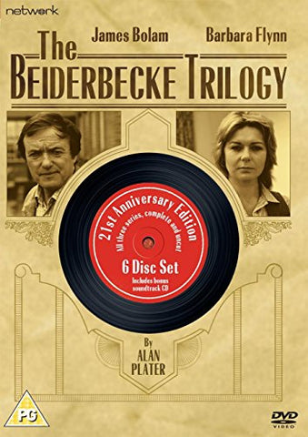 The Beiderbecke Trilogy [DVD]