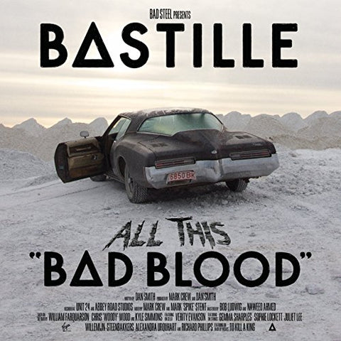 Bastille - All This Bad Blood Audio CD