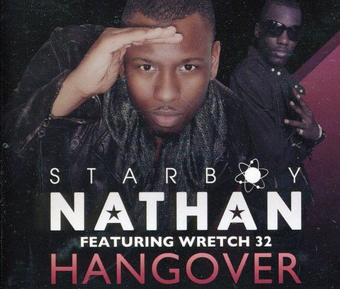 Starboy Nathan feat Wretch 32 - Hangover Audio CD