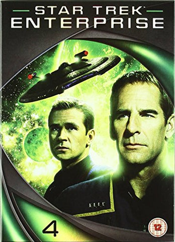 Star Trek Enterprise: Series 4 (Slimline Edition) [DVD] [2004]