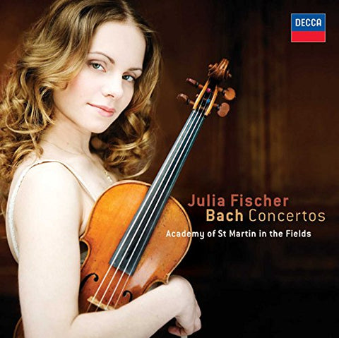 Julia Fischer - Bach, J.S.: Violin Concertos Audio CD