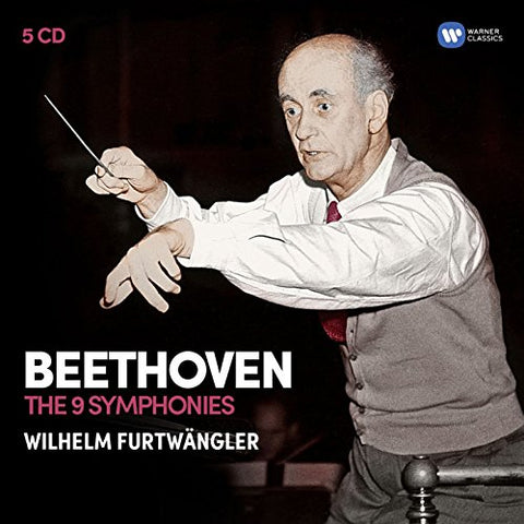 Wilhelm Furtwängler - Beethoven: The Complete Symphonies Audio CD