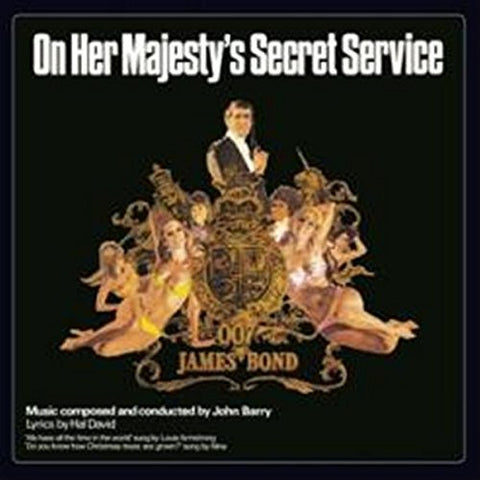 Louis Armstrong - On Her Majesty's Secret Service Audio CD